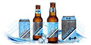 El híbrido entre cerveza y bebida de proteínas