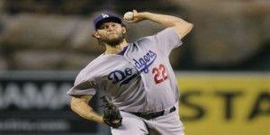 Kershaw nombrado abridor para el primer juego entre Dodgers y Mets