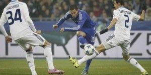 La UEFA investigará presunto ataque racista en partido de Champions