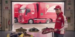 Video: Ferrari ya tiene maestro para el GP de México