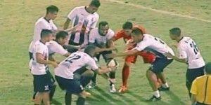 Video: 'mágico' festejo de equipo venezolano