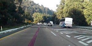 Cerrarán la carretera México-Toluca