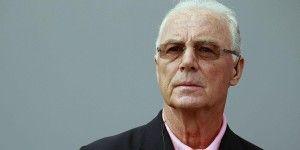 Beckenbauer pactó pago a cambio de ayuda de FIFA: Federación alemana