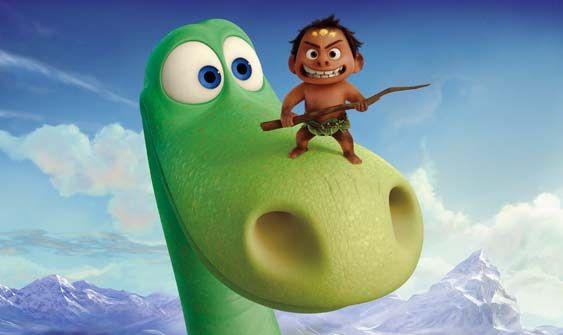 El viaje de Arlo - Foto de Pixar