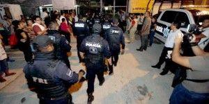 Riña en penal de Cancún deja un muerto y cuatro heridos