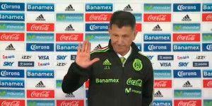 Pocas sorpresas en primera convocatoria de Osorio