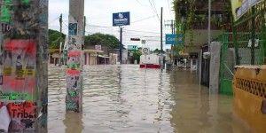 Otorgan recursos del Fonden a municipios de Veracruz por lluvias