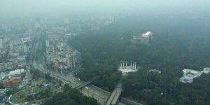 Neblina cubre el centro del país