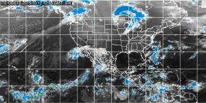 Lluvias y altas temperaturas para todo el país