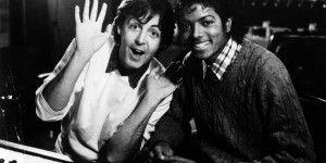 Michael Jackson y Paul McCartney estrenan video