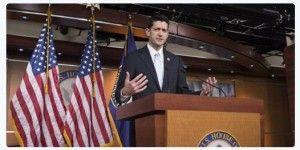 Paul Ryan es elegido presidente de la Cámara de Representantes
