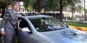 Vehículo autónomo realizó viaje de Sonora al D.F.