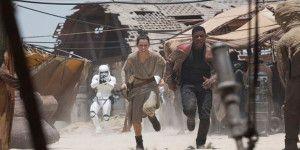 Star Wars: El despertar de la fuerza rompe récords de ganancias en primer fin de semana