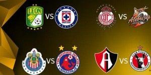 Definidas fechas y horarios de fase final de Copa Mx