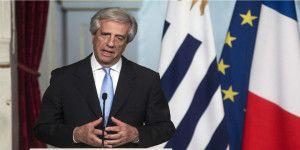 Presidente uruguayo rescata a joven de morir asfixiada
