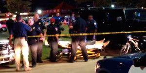 Tiroteo en estadio de Vaqueros de Dallas deja dos heridos