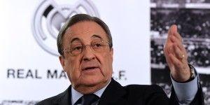 Benítez tiene nuestro apoyo: Florentino