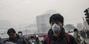 China vive el día más contaminado de la historia