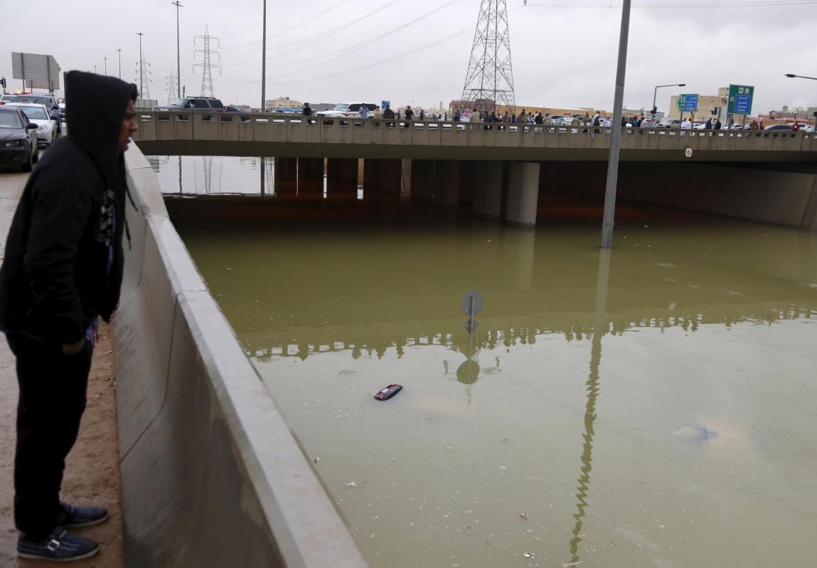 Inundaciones Qatar