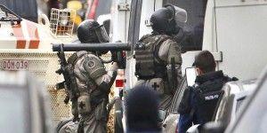 Policía francesa hace 23 detenciones y más de 160 registros