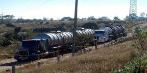 Aseguran 27 mil litros de combustible robado en Querétaro