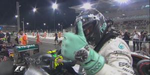 Nico Rosberg gana el Gran Premio de Abu Dabi