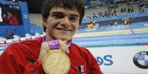 Gustavo Sánchez, el mejor deportista de la UNAM