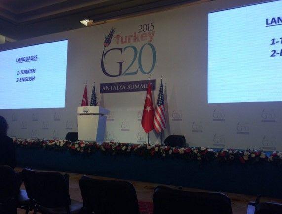 G20 Turquia