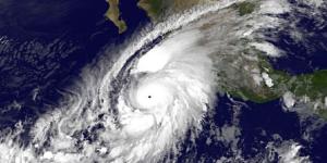 Terminó temporada de huracanes 2015