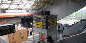 Revenden boletos de la Fórmula 1 en el metro