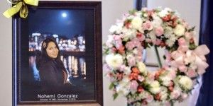 Despiden con homenaje a mexicana muerta en París