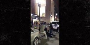 Video: jugador de 76ers protagoniza pelea