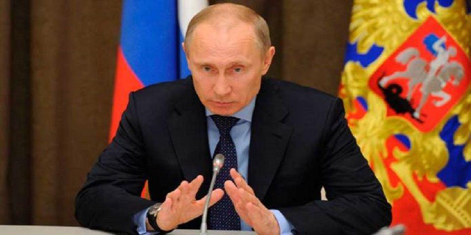 Vladimir Putin. Foto de Fox