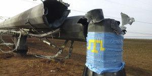 Explosiones dejan sin luz a dos millones en Ucrania