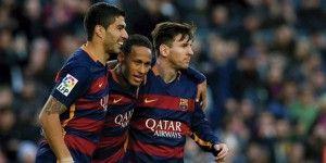 Barcelona pasa por encima de la Real Sociedad