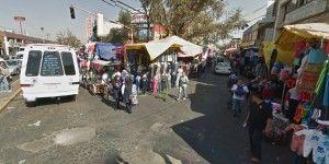 Muere mujer en el centro de Naucalpan