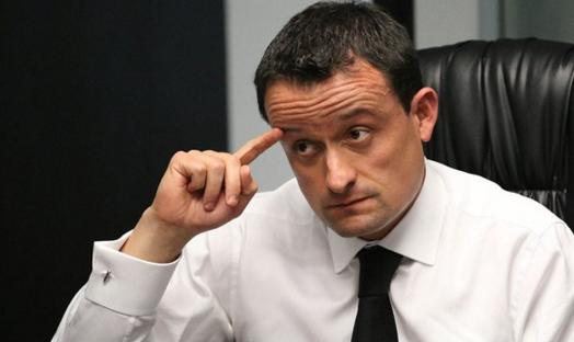 Mikel Arriola, titular de COFEPRIS