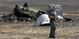 Sin indicios de ataque terrorista en caída de avión ruso en Sinaí: Egipto
