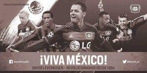 Bayer Leverkusen festeja la Revolución Mexicana