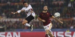 Nuevo gol de Chicharito en Champions League