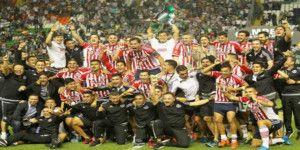 Chivas campeón de la Copa MX