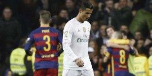 Humillados en el Bernabéu