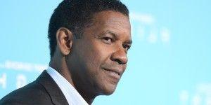 Reconocerán a Denzel Washington en los Globos de Oro