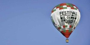 Lanzan primeros globos en Festival Internacional de León