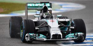 Nico Rosberg gana el Gran Premio de Brasil