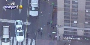 Ataque deja un muerto y dos heridos en Nueva York