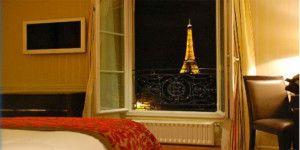 Se desploman reservaciones de hotel en París