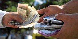 Robo de celulares deja ganancias millonarias