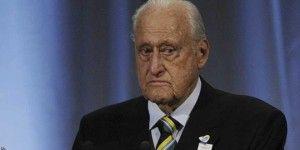 Hospitalizan a expresidente de FIFA Joao Havelange