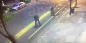 Video: atropellan al comentarista Marcelo Araujo